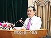 Chủ tịch Hồ Chí Minh và Chủ tịch Tôn Đức Thắng là biểu tượng của thế trận lòng dân