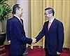 Chủ tịch nước tiếp Chánh án Tòa án nhân dân tối cao Trung Quốc