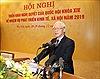 Tổng Bí thư, Chủ tịch nước: 'Tuyệt nhiên không được chủ quan, thỏa mãn'