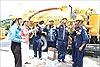 Người lao động Hà Nội chống chọi với nắng nóng gay gắt