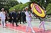 Thủ tướng Cộng hòa Armenia Nikol Pashinyan vào Lăng viếng Chủ tịch Hồ Chí Minh