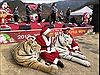 Khám phá ngôi làng ông già Noel mùa Giáng sinh