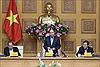 Thủ tướng chủ trì họp Thường trực Chính phủ với Ban chỉ đạo quốc gia phòng, chống COVID-19