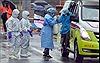 Đà lây lan dịch bệnh tại Hàn Quốc đang giảm dần