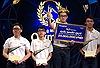 Học sinh trường THPT Hòn Gai trở thành Nhà vô địch Đường lên đỉnh Olympia năm 2018