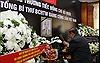Lễ viếng và mở sổ tang nguyên Tổng Bí thư Đỗ Mười tại Lào, Malaysia và Singapore