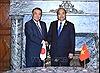 Thủ tướng Nguyễn Xuân Phúc hội kiến Chủ tịch Hạ viện và Chủ tịch Thượng viện Nhật Bản