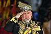 Quốc vương Malaysia Muhammad V thoái vị