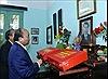 Thủ tướng thắp hương tưởng niệm các đồng chí nguyên lãnh đạo Đảng, Nhà nước