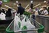 Chille chính thức cấm sử dụng túi nilon