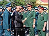 Thủ tướng Nguyễn Xuân Phúc kiểm tra sẵn sàng chiến đấu tại Sư đoàn Không quân 372