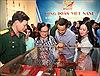 Trưng bày chuyên đề nhìn lại mốc son lịch sử 90 năm Công đoàn Việt Nam