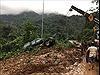Sạt lở nghiêm trọng trên đèo Bảo Lộc khiến giao thông tê liệt