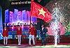 Lễ xuất quân của Đoàn Thể thao Việt Nam tham dự SEA Games 30