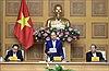 Thủ tướng chủ trì họpTiểu ban Kinh tế - Xã hội của Đại hội Đảng lần thứ XIII