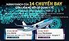 Hành khách của 14 chuyến bay cần liên hệ với cơ quan y tế