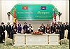 Tuyên bố chungCHXHCN Việt Nam- Vương quốc Campuchia