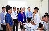 Kiểm tra công tác chuẩn bị thi THPT quốc gia 2019 tại Nghệ An