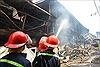 Khẩn trương điều tra nguyên nhân vụ cháy tại Công ty Cổ phần Bóng đèn phích nước Rạng Đông