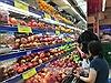Đa dạng thị trường trái cây nhập khẩu