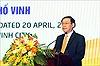 Phó Thủ tướng Vương Đình Huệ: Sớm đưa thành phố Vinh trở thành trung tâm vùng Bắc Trung Bộ