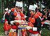 Nghệ thuật trang trí trên trang phục truyền thống của người Dao đỏ là Di sản văn hóa phi vật thể quốc gia