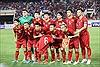 Tuyển Việt Nam sẵn sàng cho trận đấu với đội chủ nhà Indonesia