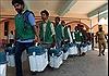 Tịch thu khoảng 1,5 triệu UDS nghi 'mua phiếu', Ấn Độ hủy bỏ phiếu ở miền Nam