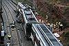 Số người bị thương tăng nhanh trong vụ tàu hỏa trật bánh ở Tây Ban Nha