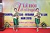 Lễ hội Tết cổ truyền Campuchia - Lào - Myanmar - Thái Lan năm 2019