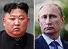 Cuộc gặp Thượng đỉnh Nga-Triều Tiên diễn ra ngày 25/4 tại Vladivostok