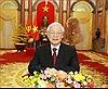 Tổng Bí thư, Chủ tịch nước Nguyễn Phú Trọng chúc Tết đồng bào và chiến sĩ cả nước