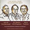 Giải Nobel Hóa học 2019 vinh danh công trình nghiên cứu pin lithium-ion