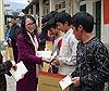 Lãnh đạo Ủy ban Dân tộc thăm, chúc Tết đồng bào dân tộc thiểu số tỉnh Hà Giang