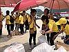 Nét đẹp tình nguyện viên ở Đại lễ Phật đản Vesak 2019