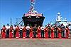 Bộ Tư lệnh Cảnh sát biển Việt Nam hạ thủy hai tàu lai dắtSTU 1606