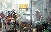 Người dân TP Hồ Chí Minh đổ xô đi mua cá lóc nướng ngày vía Thần tài