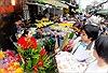 Nhộn nhịp chợ hoa lớn nhất TP Hồ Chí Minh những ngày giáp Tết