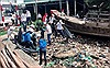 Lan tỏa phong trào dọn rác làm sạch môi trường
