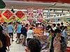 Chợ truyền thống, siêu thị TP Hồ Chí Minh đông khách mua sắm ngày 29 Tết
