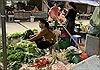 Thị trường rau củ, quả tại TP Hồ Chí Minh ổn định trong mùa dịch COVID-19