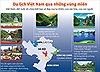 Du lịch Việt Nam qua những vùng miền