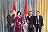 Gặp gỡ cộng đồng người Việt Nam tại Thụy Sĩ nhân dịp Giỗ Tổ Hùng vương