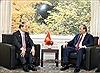Thủ tướng Nguyễn Xuân Phúc tiếp Chủ tịch Hội Hữu nghị Hàn - Việt