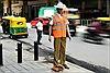 Ma-nơ-canh 'cảnh sát giao thông' tại Ấn Độ