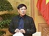 Ban Chỉ đạo quốc gia đề nghị đẩy mạnh các biện pháp phòng, chống dịch COVID-19
