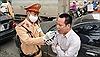 Lái xe gây tai nạn trên đường Kim Mã có nồng độ cồn gấp đôi mức vi phạm cao nhất