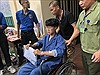 Mới mổ ruột thừa 3 ngày, thí sinh đã dự thi THPT quốc gia