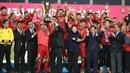 Việt Nam chính thức vượt Pháp, trở thành đội có chuỗi bất bại dài nhất thế giới