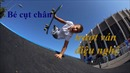 Bé 10 tuổi mất cả hai chân trượt ván điệu nghệ